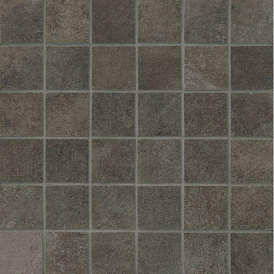 Officine Gothic Of 04 2x2, Honed, Square, Color-Body-Porcelain, Mosaic