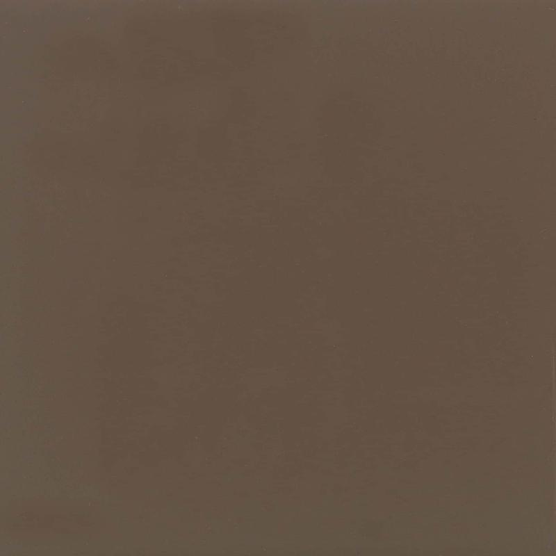 Color Wheel Collection Classic Artisan Brown 4.25x4.25, Matte, Square, Ceramic, Tile