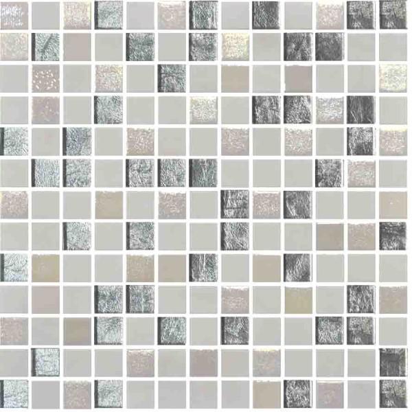 Onix Mystic Blends Arola 1x1  Glass   Mosaic