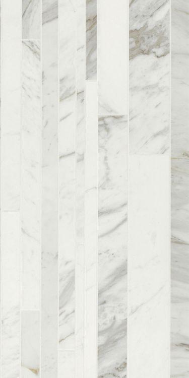Selezione Marmi Calacatta Bricks Polished, Glazed 12x24 Porcelain  Tile