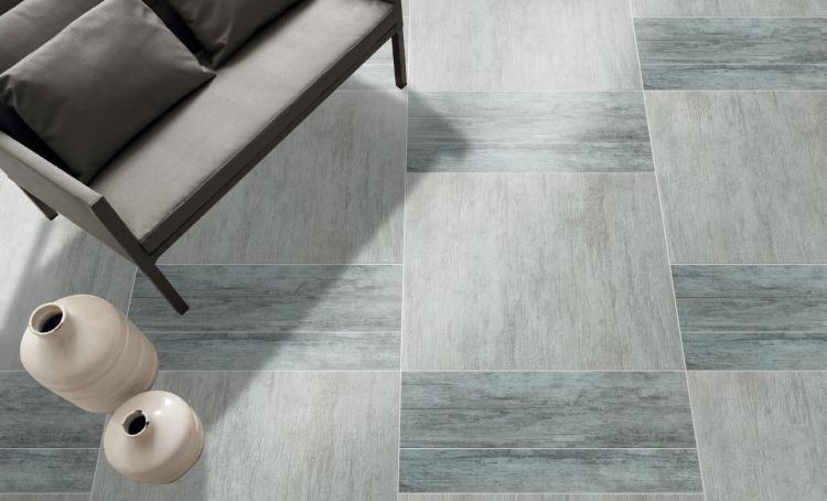 Concrete Mix Matte, Glazed 12x24 Porcelain  Tile