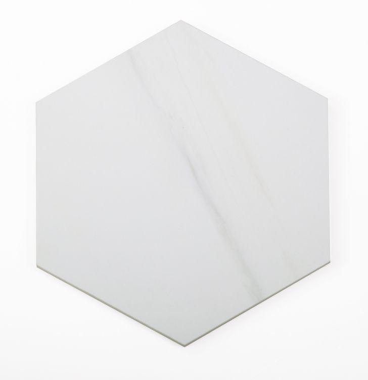 Dolomite Premium Matte, Glazed 8x9 Porcelain  Tile
