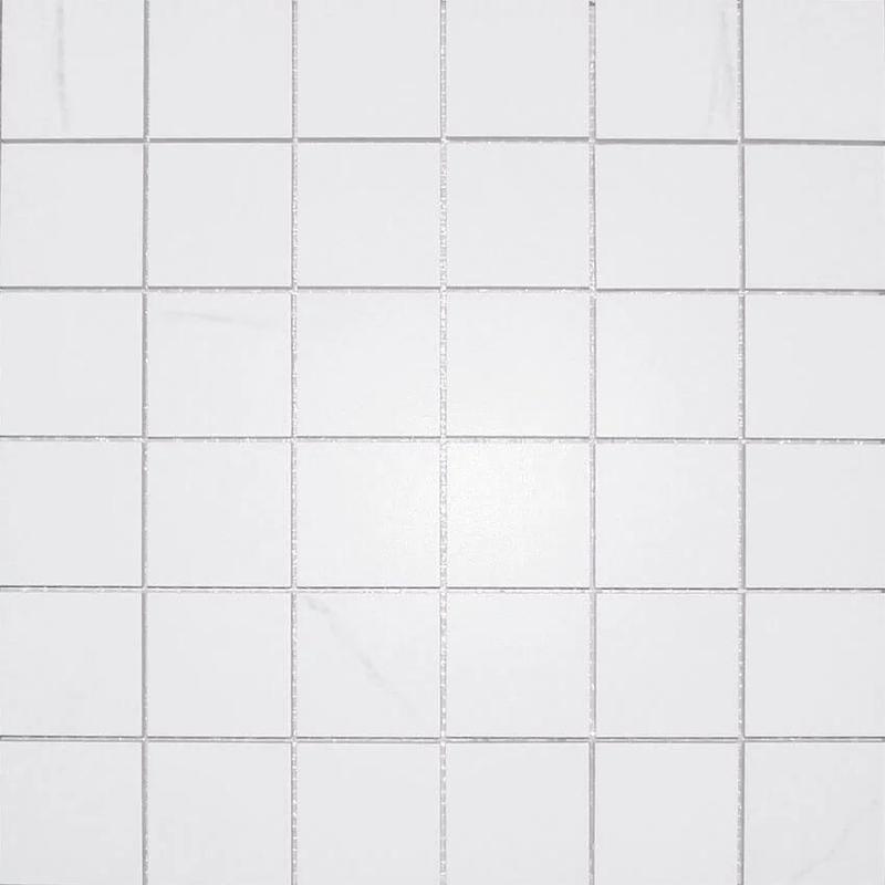 Marble Bianco Dolomite 2x2 Square Polished   Mosaic