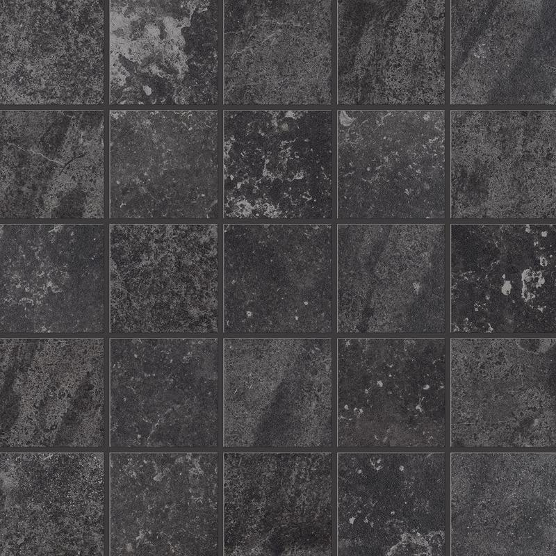 Piemme Unique Stone Nite 2x2 Square Natural Porcelain  Mosaic
