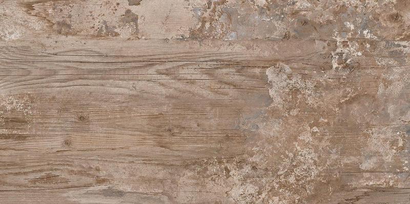 Season Wood Redwood Grove 24x48, Matte, Rectangle, Color-Body-Porcelain, Tile