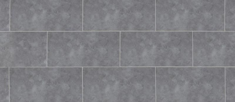 The Nature Stone Collection Cloudy Gray 12x24, Aluminum-Oxide, Stone-Plastic-Composite