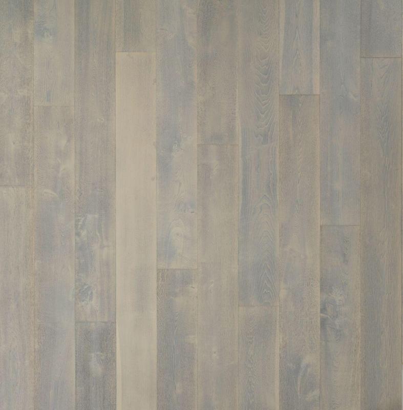 Seneca Valley Collection Rockville 90 in, Wire-Brushed, Brown, European-Oak, Engineered-Wood, Trim
