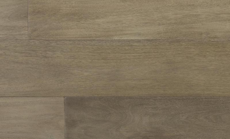 Avery Park Acacia Collection Gray Mist 90 in, Wire-Brushed, Big-Leaf-Acacia, Engineered-Wood, Trim
