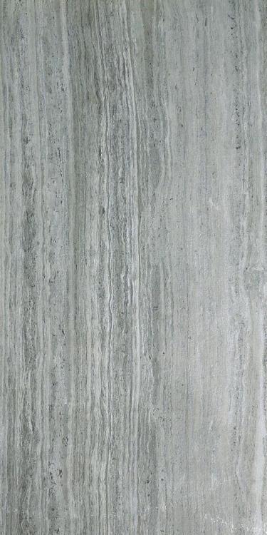 River Grey Glazed, Lappato 12x24 Porcelain  Tile