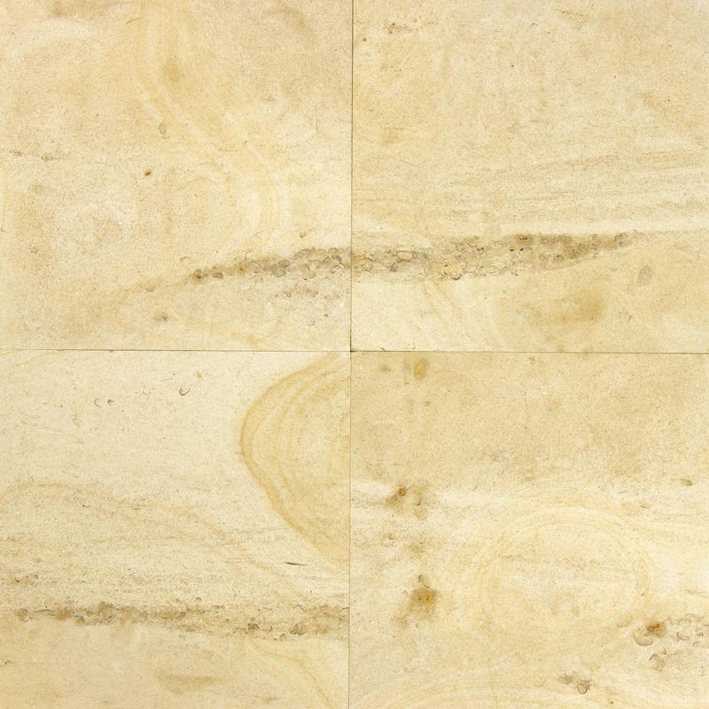 Beaumaniere Limestone Tile 12x12 Honed