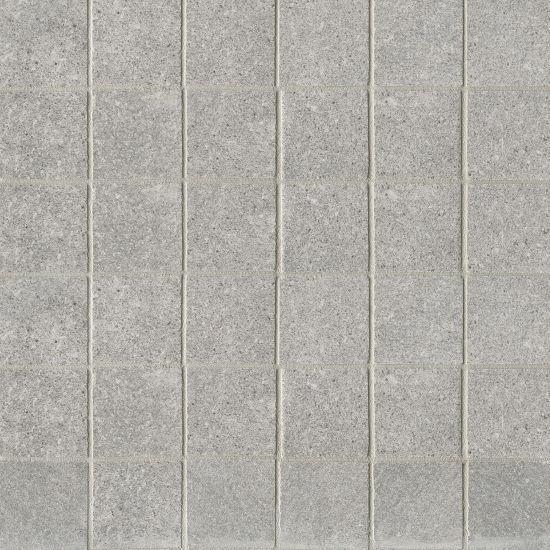 Watermark Grey 2x2 Square Matte Porcelain  Mosaic
