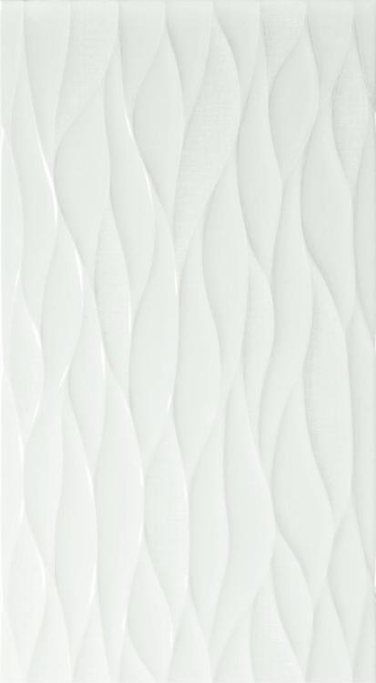 Iris Nacar B Hojas Glazed 13x24 Ceramic  Tile