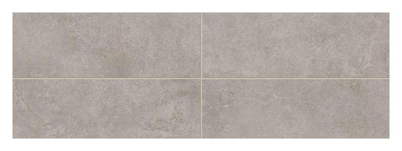Rhetoric Eloquent Grey 8x24, Matte, Rectangle, Porcelain, Tile