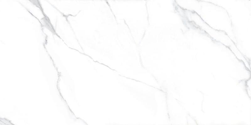 Vallelunga Statuario Polished 24x48 Porcelain  Tile