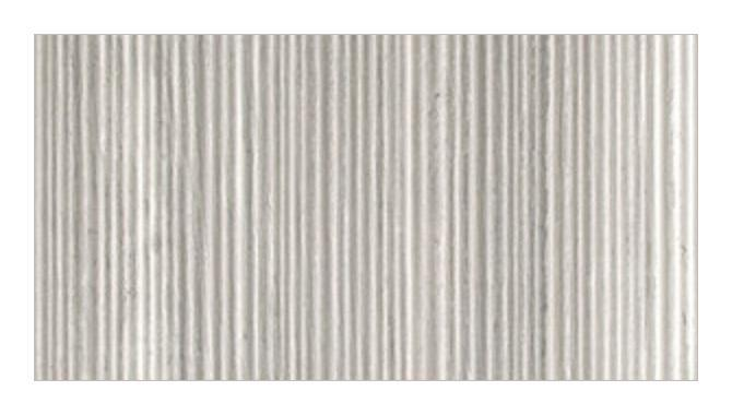 Bamboo Ribbed Silk Georgette Natural Stone Tile 12x23 Smooth  Bamboo Texture