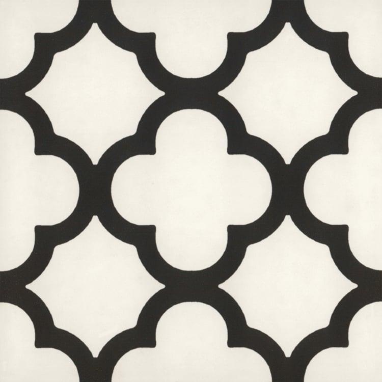Reverie Décor 2 8x8, Glazed, Square, Through-Body-Porcelain, Tile