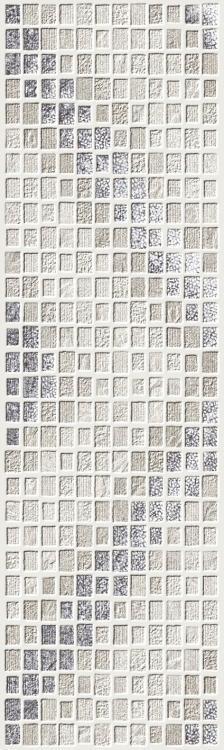 Elevation White Acustic Matte, Textured 11.50x39.50 Ceramic  Tile