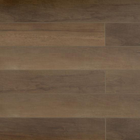 Antique Walnut 8x48, Matte, Brown, Rectangle, Color-Body-Porcelain, Tile