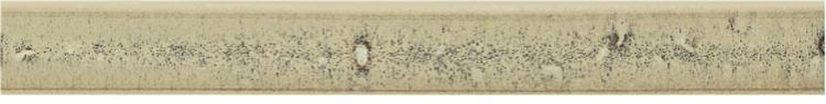 Calabash Ivory 1.63x12 Porcelain Cane