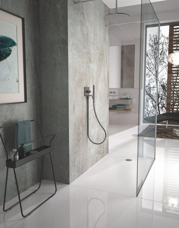 Group 2 Industrial Collection Soke Standard Size 57x126, 8 mm, Smooth Matte, Gray, Porcelain, Slab