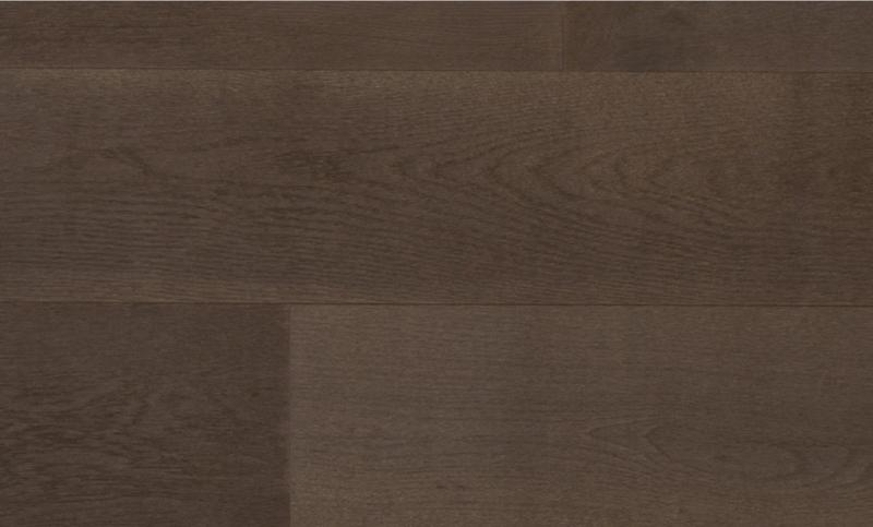 Capistrano Oak Collection Taupe 9.5xfree length, Wire-Brushed, Engineered-Wood
