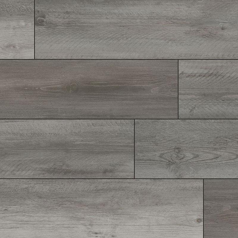 Xl Cyrus Katella Ash 9x60, Low-Gloss, Dark Grey, Luxury-Vinyl-Plank