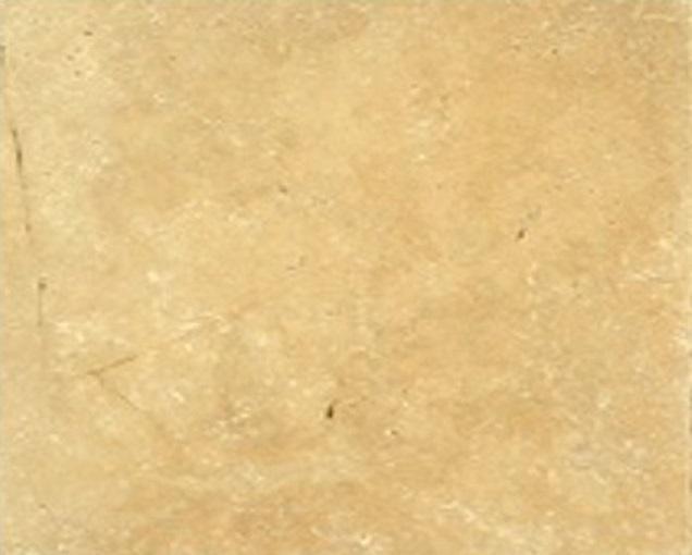 Pacifica Walnut Travertine Tile 6x12 Brushed Chiseled