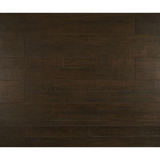 Barrique Fonce Mahogany Brown 4x40, Matte, Rectangle, Color-Body-Porcelain, Tile