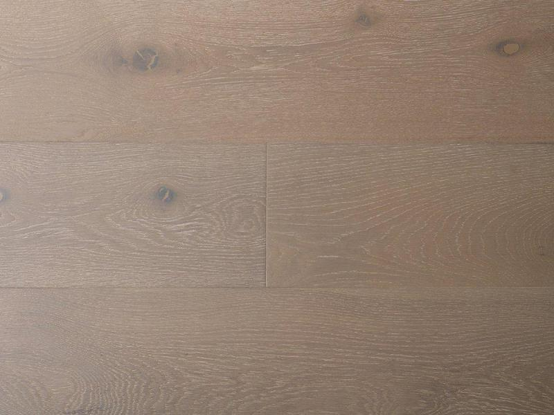 Capistrano Oak Collection Buff 9.5xfree length, Wire-Brushed, Light Brown, Engineered-Wood