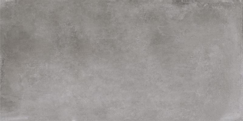 Supergres Art Stone Graphite 30x60, Natural, Dark Grey, Rectangle, Porcelain, Tile