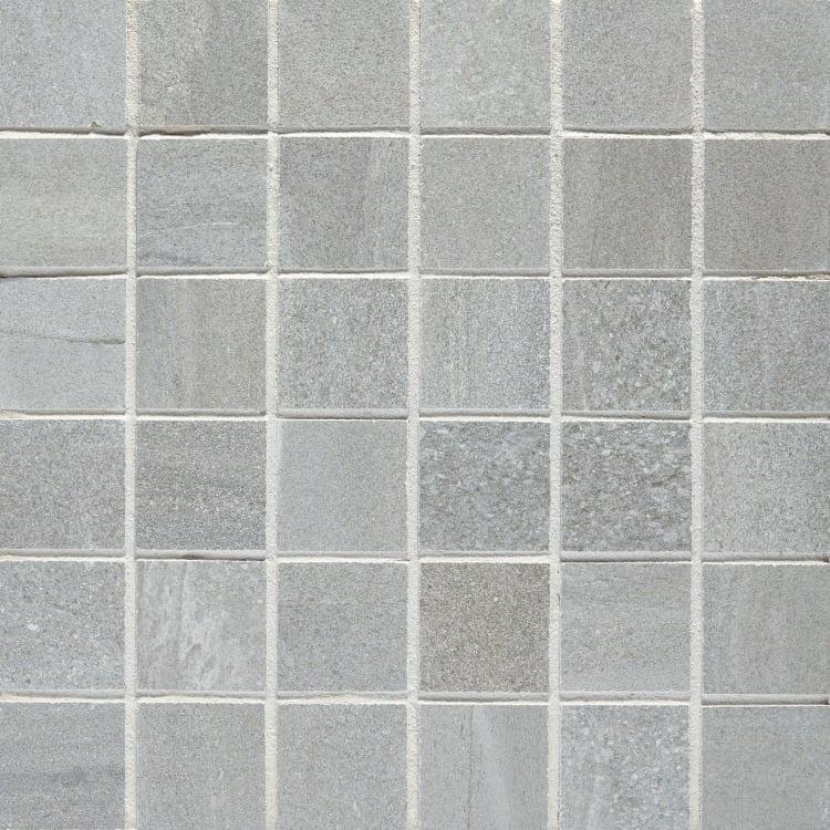 Davenport Earth 2x2, Glazed, Square, Porcelain, Mosaic