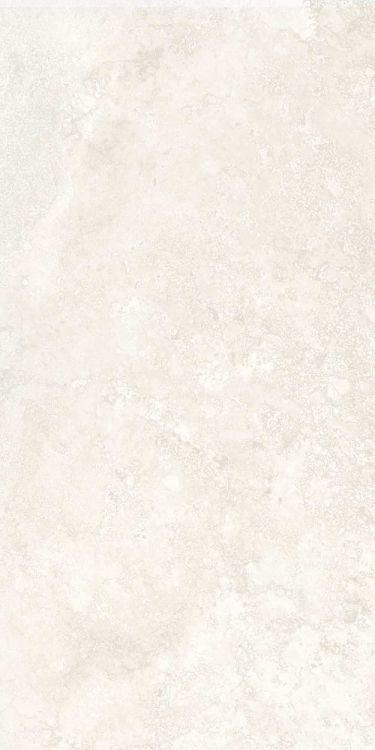 Appia White Polished, Glazed 12x24 Porcelain  Tile