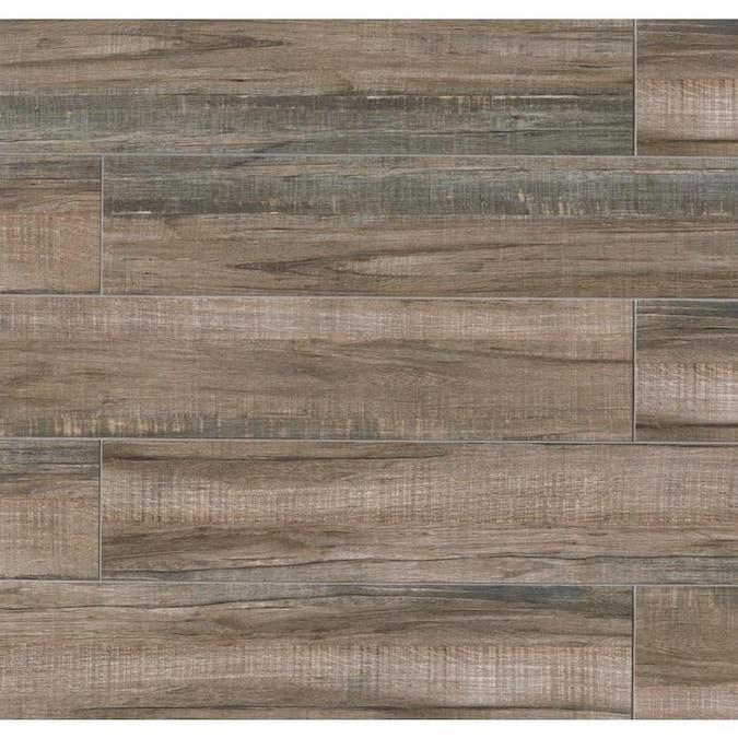 Forest Walnut 8x48, Matte, Plank, Porcelain, Tile, (Discontinued)