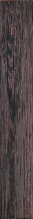 Wild Wood Brown Matte, Glazed 6x36 Porcelain  Tile