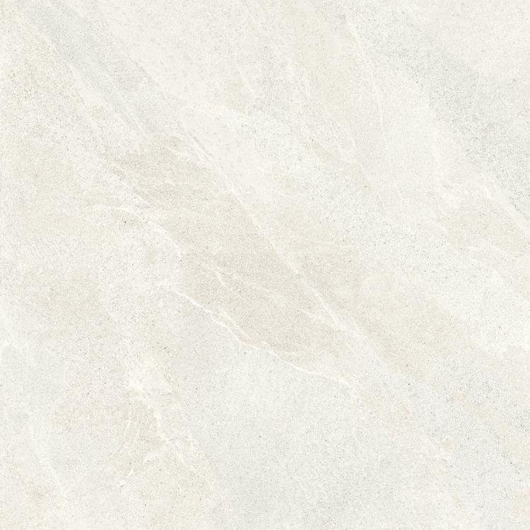 Tune Snow Matte, Glazed 48x48 Porcelain Bullnose