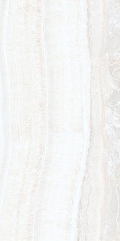 Onyx Of Cerim White Glazed, Polished 24x48 Porcelain  Tile