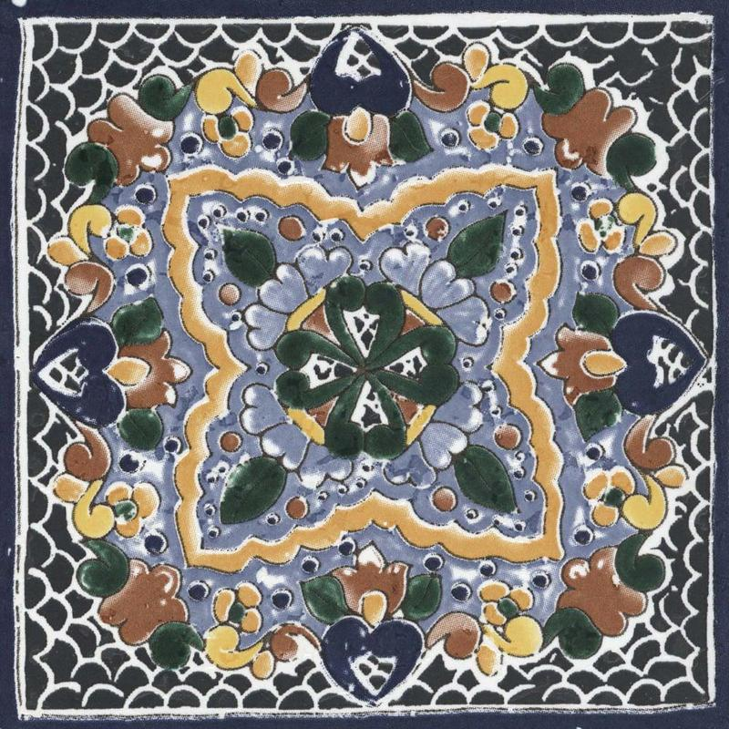 Seville Triana 6x6, Glazed, Square, Porcelain, Tile, (Discontinued)