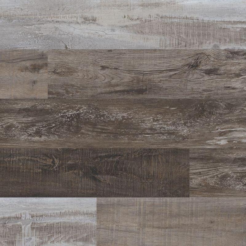 Prescott Weathered Brina 7x48, Low-Gloss, Brown, Luxury-Vinyl-Plank
