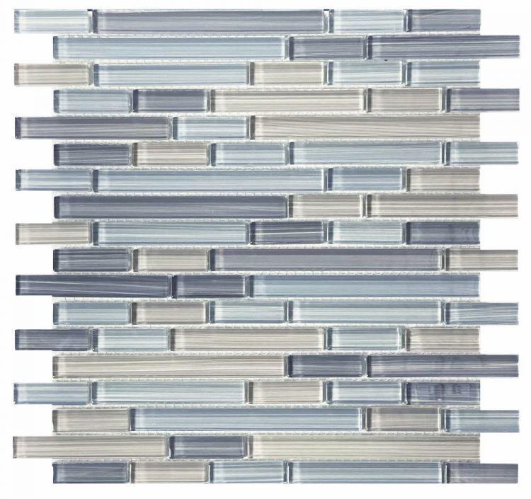 Linear Glass Poseidon Mosaic