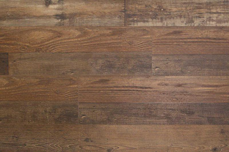 Country Spc Collection Barnwood 7.5x48, Textured, Brown