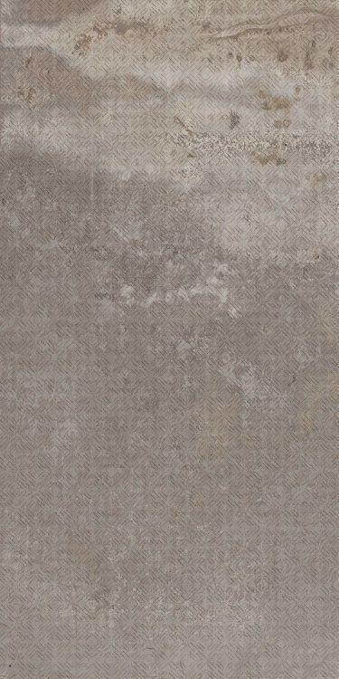 Hlc Alchimia 5 Grigio Matte, Glazed 24x48 Porcelain  Tile