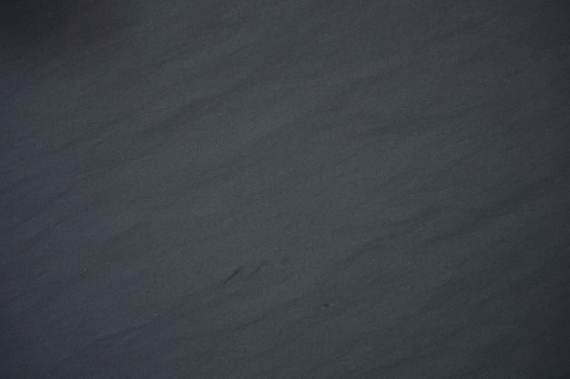 Pacifica Black Vermont 20 mm Leather Granite Slab