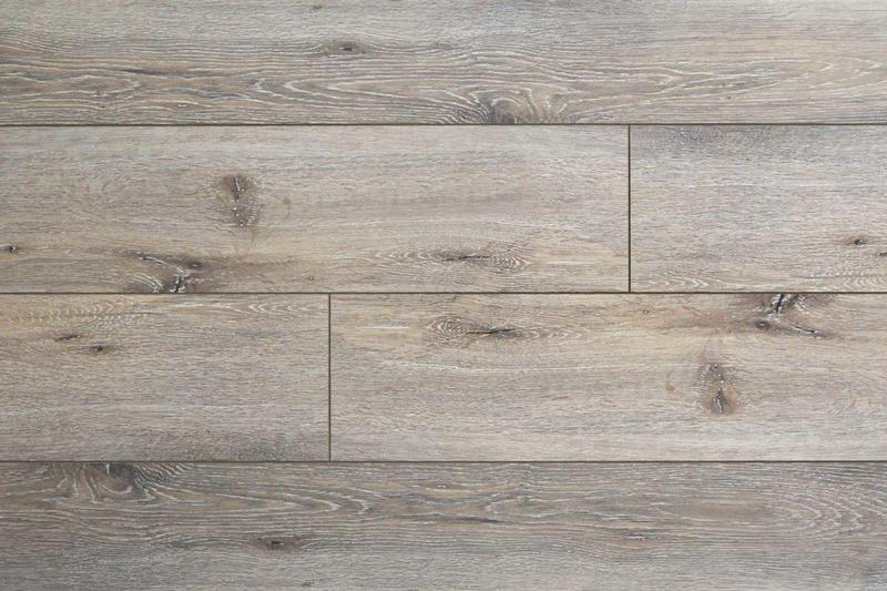 Sunny Beach Collection Ac4 Hermosa 6.5x48, Textured, Brown, Laminate
