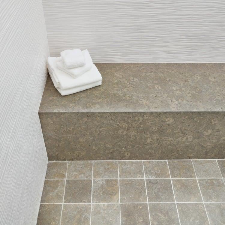 3d Wall Series White Wave 12x22, Matte, Rectangle, Ceramic, Tile