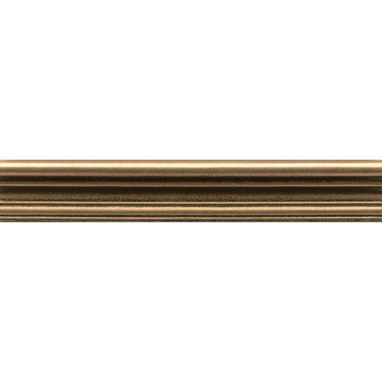Ambiance Bronze Brushed 2x12 Resin Chair Rail