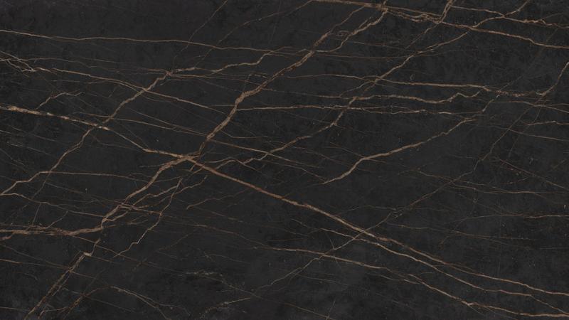 Group 3 Natural Collection Laurent Standard Size 57x126, 20 mm, Smooth Matte, Black, Porcelain, Slab