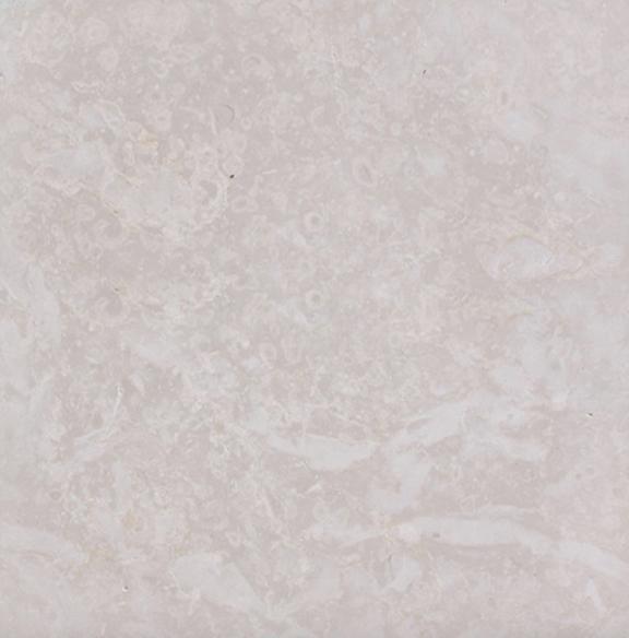Botticino Fiorito Light Marble Tile 12x12 Polished