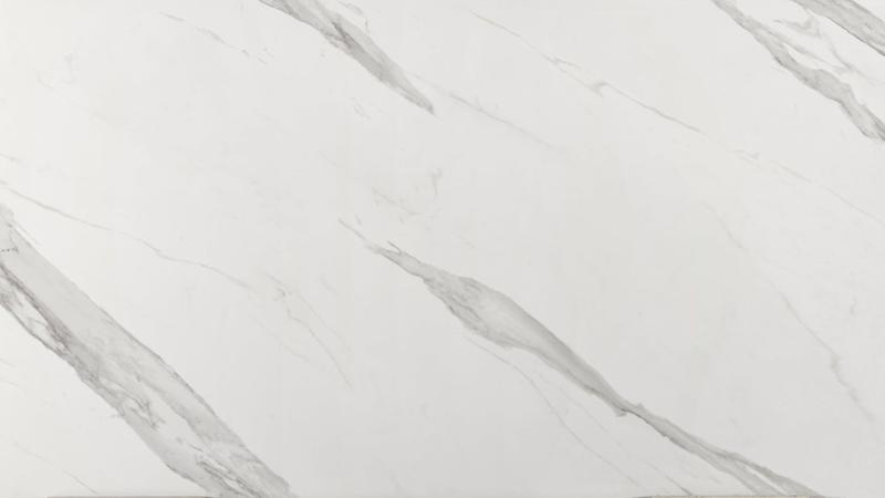 Group 4 Xgloss Stonika Collection Olimpo Standard Size 57x126, 20 mm, Polished, White, Porcelain, Slab