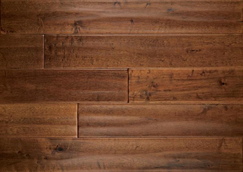 Arches 3.5xfree length, Uv-Cured, Maple, Hardwood, Trim
