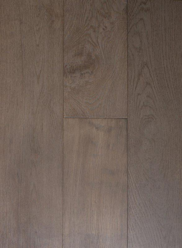 Laguna Oak Collection Taupe 90 in, Wire-Brushed, Engineered-Wood, Trim
